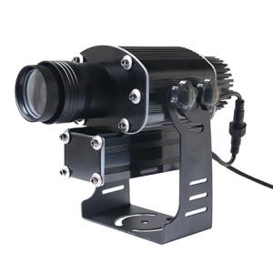 Hot selling 30w LED waterproof logo projector customized gobo light