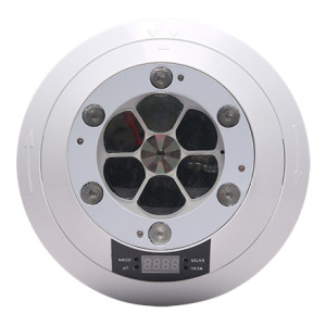 Cheap 6 bee eyes gobo mini text laser light projector