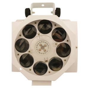 2019 Newest cheap factory price professional 8 lens 8 gobo led par light led stage light