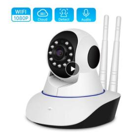 2MP IP Camera Wireless H.265 1080P Home Security Surveillance Camera WiFi Wired IR Night Vision