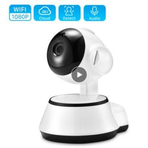 Home Security IP Camera Wireless Smart WiFi Camera WI-FI Audio Record Surveillance Baby Monitor
