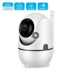 1080P Cloud IP Camera 2MP Home Security Surveillance CCTV Camera Auto Tracking Network WiFi Camera