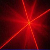 100mw single red beam laser light cheap dmx512 controller disco laser lighting