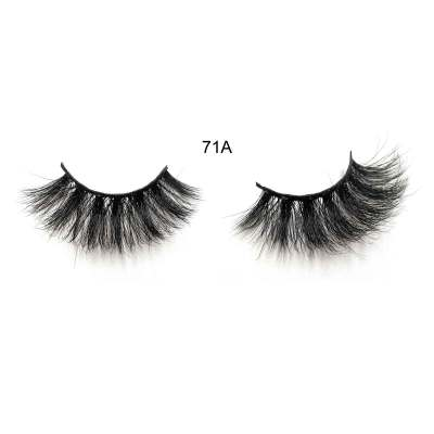 100% Siberian 71A Mink Fake Lashes