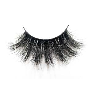 Natural Soft Siberian 187E Mink Hair Hand-made Fake Lashes