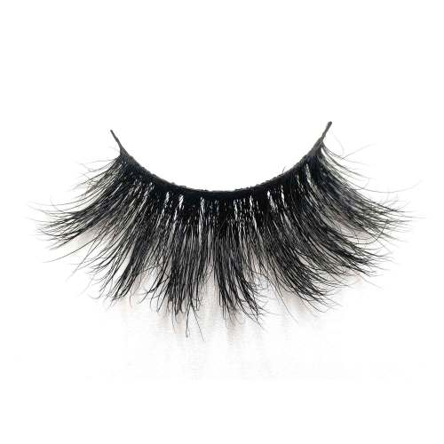 Natural Soft Siberian 187E Mink Hair Hand-made Fake Lashes