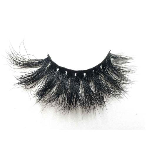 Dramatic Long Crossed Cruelty-free 609A Mink Eyelashes