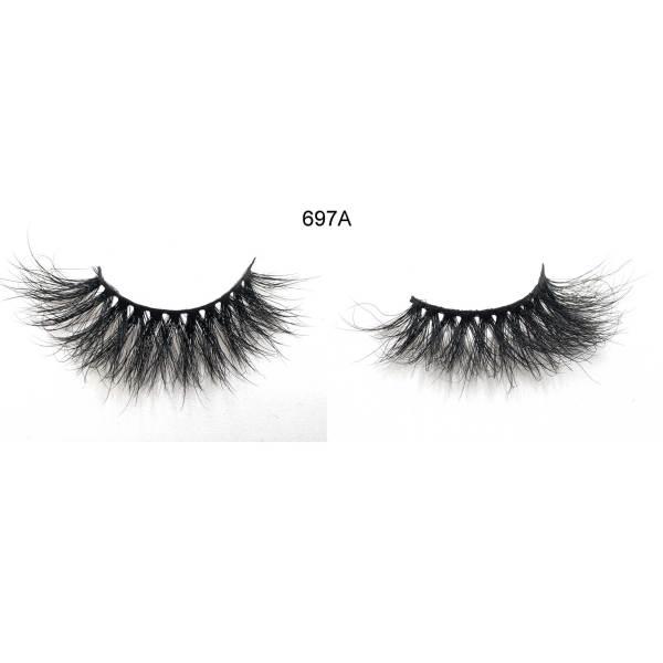 25mm 697A mink false lashes