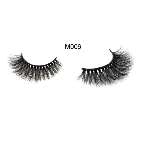 Prom Performance 3D Mink Lashes Natural Style