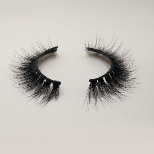 3D mink false eyelashes wispies for women's makeup