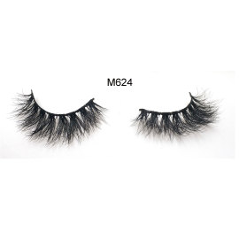 Luxurious Cross Long Thick mink Lashes for Eye Makeup