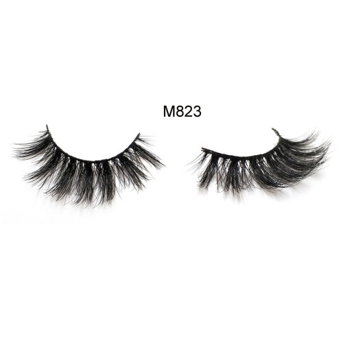 Fluffy Full Volume Siberian 3D Mink Eyelashes