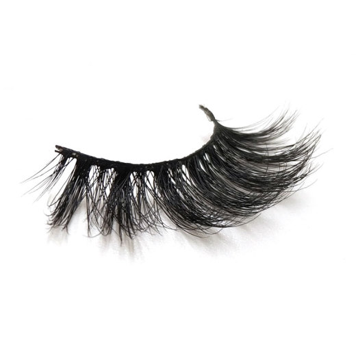 How to wear mink eyelashes?