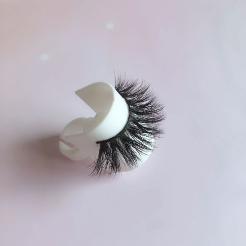 Top quality 14-18mm M209 style private label mink eyelash
