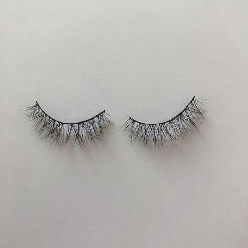 Top quality 14-18mm M268 style private label mink eyelash
