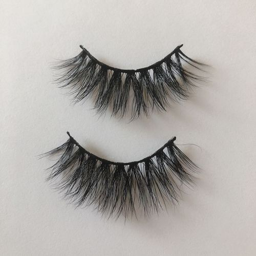 Top quality 14-18mm M234 style private label mink eyelash