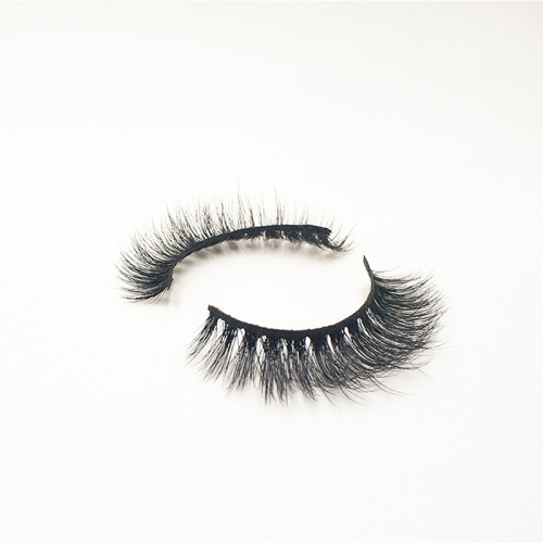 Top quality 14-18mm M107 style private label mink eyelash