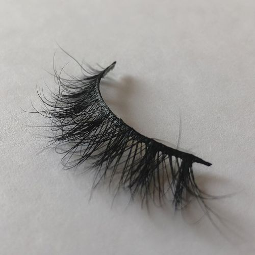 Top quality 14-18mm M035 style private label mink eyelash
