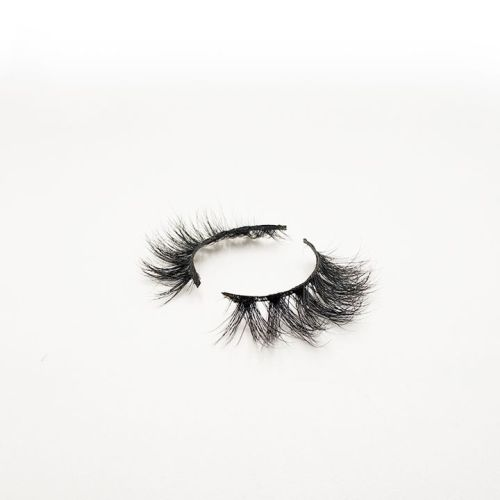 Top quality 14-18mm M043 style private label mink eyelash