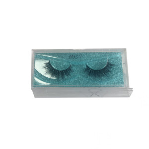 Top quality 14-18mm M054 style private label mink eyelash