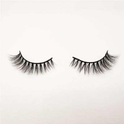 Top quality 14-18mm M062 style private label mink eyelash