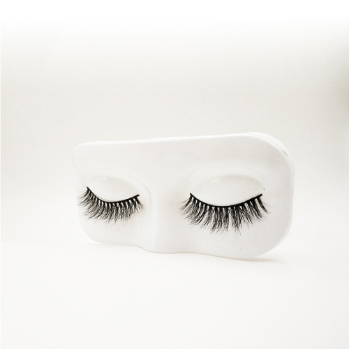 Top quality 14-18mm M064 style private label mink eyelash