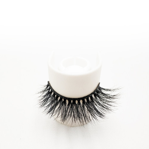 Top quality 14-18mm M066 style private label mink eyelash