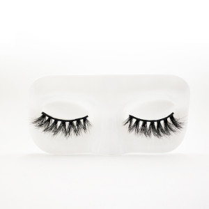Top quality 14-18mm M070 style private label mink eyelash