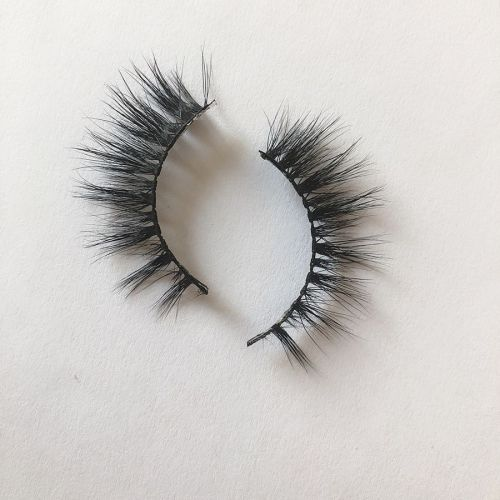 Top quality 14-18mm M078 style private label mink eyelash