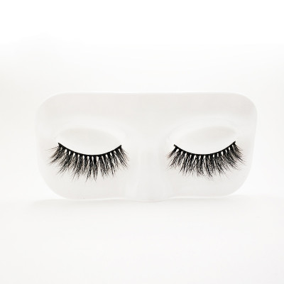 Top quality 14-18mm M086 style private label mink eyelash