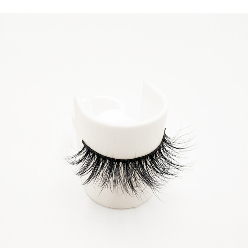 Top quality 14-18mm M090 style private label mink eyelash