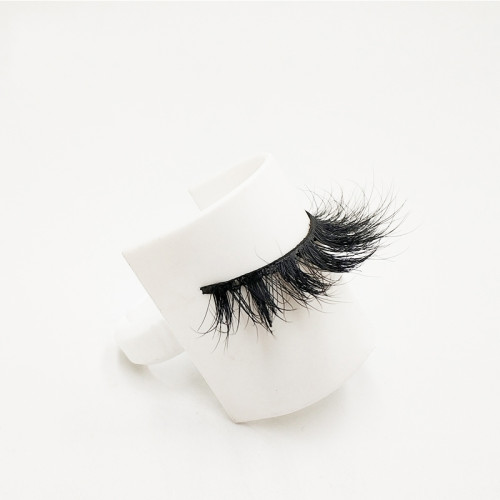 Top quality 14-18mm M091 style private label mink eyelash