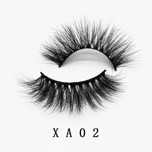 Top quality 20mm XA02 style private label faux mink eyelash