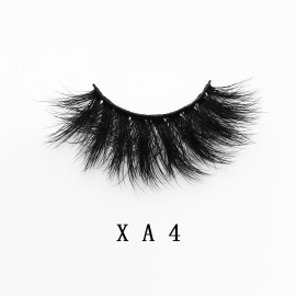 Top quality 20mm XA4 style private label faux mink eyelash