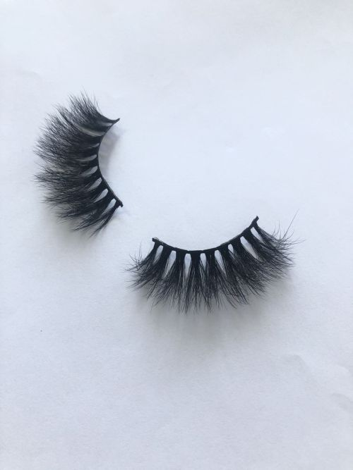 Top quality 25mm X38 style private label faux mink eyelash