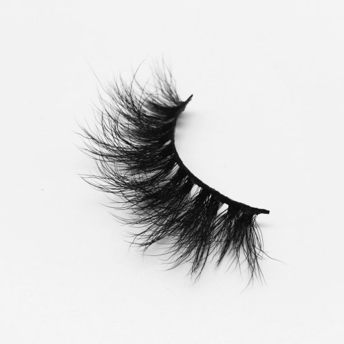 Top quality 20mm B46A style private label silk eyelash