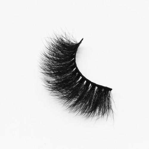 Top quality 20mm B313 style private label silk eyelash