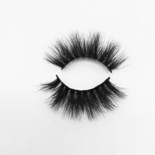 Top quality 20mm B832 style private label silk eyelash