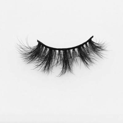 Top quality 20mm B853 style private label silk eyelash