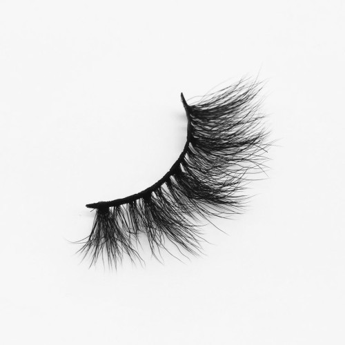 Top quality 20mm B853 style private label silk eyelash