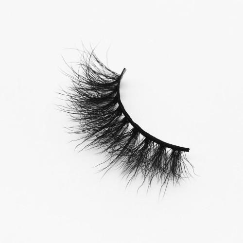 Top quality 20mm B3015 style private label silk eyelash