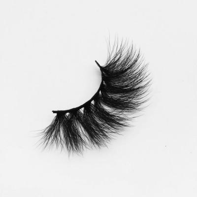Top quality 20mm B8170 style private label silk eyelash