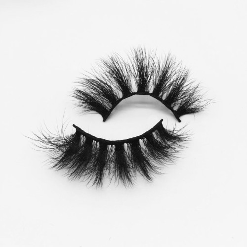 Top quality 20mm B8761 style private label silk eyelash