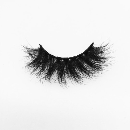 Top quality 20mm BA4 style private label silk eyelash