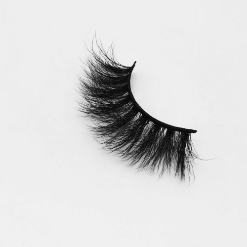 Top quality 20mm BW9X style private label silk eyelash