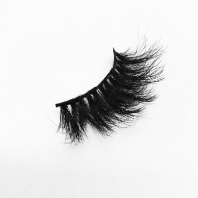 Top quality 25mm B56A style private label silk eyelash