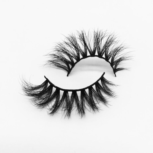 Top quality 20mm P3D15 style private label silk eyelash