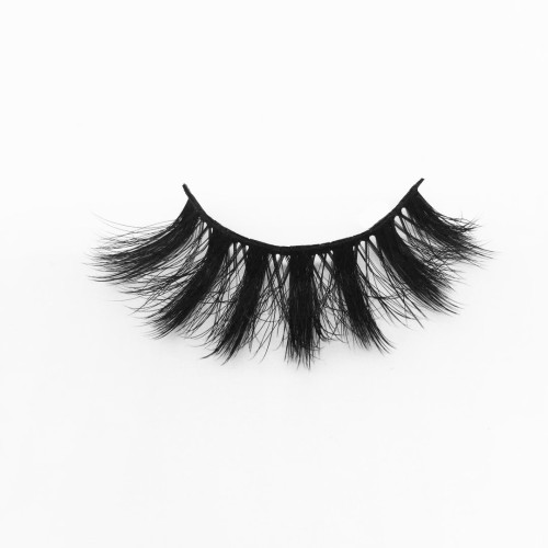 Top quality 20mm P28 style private label silk eyelash