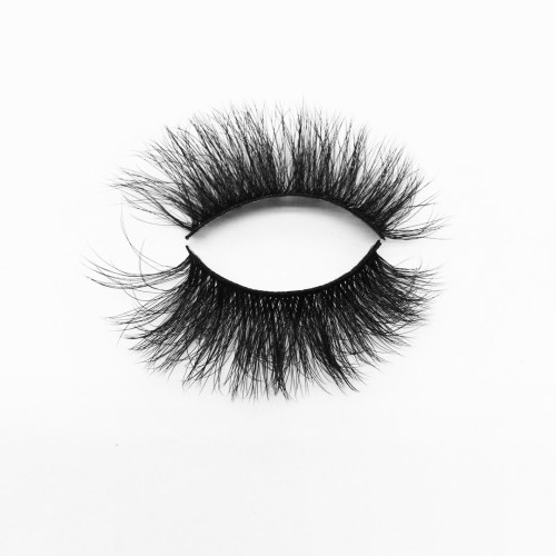 Top quality 25mm P41X style private label silk eyelash