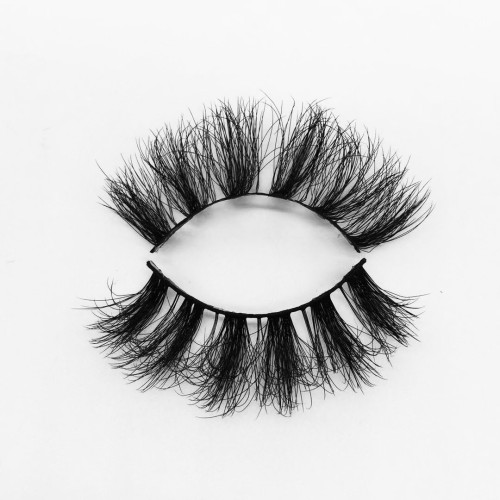 Top quality 20mm P93 style private label silk eyelash